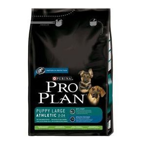 Krmivo Pro Plan Puppy Large Athletic L+R 14 kg
