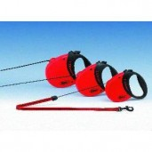 Flexi Comfort 1 (do 12 kg) - červené 5 m