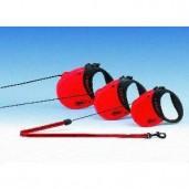 Flexi Comfort 2 (do 20 kg) - červené 5 m