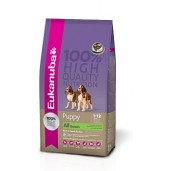 Eukanuba Puppy & Junior All Breeds 15kg Rich in Lamb & Rice
