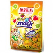 Darwins Vital Snack Flower hlodavec 100 g