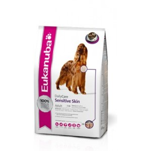 Krmivo Eukanuba Sensitive Skin 2,3kg