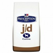 Hill's Canine J/D Dry 2kg