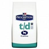 Hill's Canine T/D Dry Large 0,7kg
