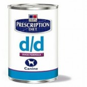 Hill's Canine D/D konzerva Duck formula 370g