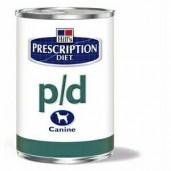 Hill's Canine P/D konzerva 370g