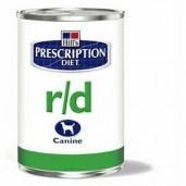 Hill's Canine R/D konzerva 350g