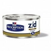 Hill's Canine Z/D konzerva Ultra Allergen Free 156g
