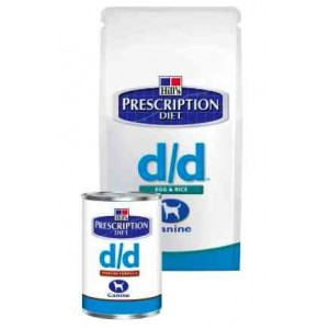 Hill's Canine D/D Dry Duck+Rice 5kg