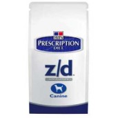 Hill's Canine Z/D Dry Low Allergen 2kg