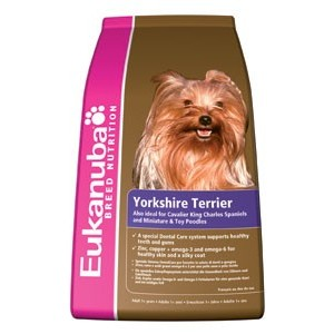 Krmivo Eukanuba Dog Breed Nutrition Yorkshire Terrier 2 kg