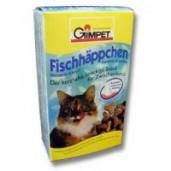 Gimpet kočka Sušenky na čiš. zubů Fischhappchen 100g