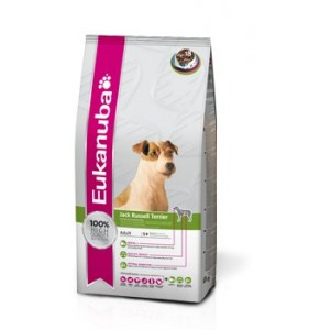 Krmivo Eukanuba Dog Breed Nutrition Jack Russell 2,5 kg