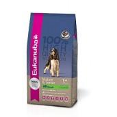 Eukanuba Mature & Senior Lamb & Rice 15kg