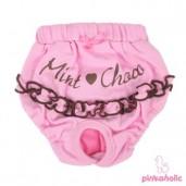 Hárací kalhotky Mint Choco Pinkaholic růžové