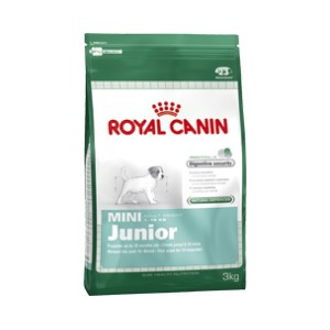Krmivo Royal Canin - Canine Mini Junior 2 kg