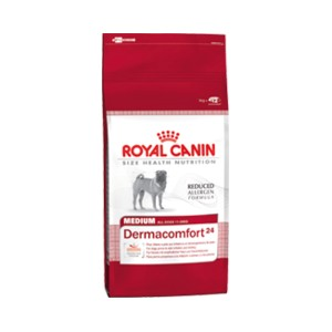 Krmivo Royal Canin - Canine Medium Dermacomfort 3kg
