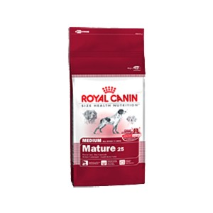 Krmivo Royal Canin - Canine Medium Mature 15kg