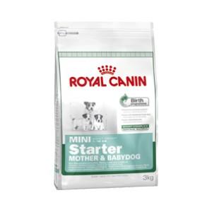 Krmivo Royal Canin - Canine Mini Starter M&B 1kg