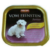 Animonda VomFeinsten dog van. Junior - kuře, krůta 150g