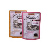 Animonda Rafiné Soupé cat kaps.Junior krů,srd,mrk 100g