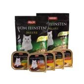 Animonda VomFeinsten Clas. cat van. - krůta, králík 100g