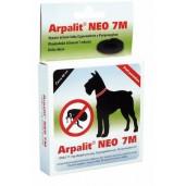 Antiparazitární obojek Arpalit Neo 7M Bezbar. 66cm pes