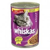 Whiskas konz. kuřecí 0,4kg