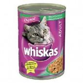 Whiskas konz. králičí 0,4kg