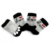Ponožky pro psy I love dog