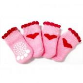 Ponožky pro psy Heart