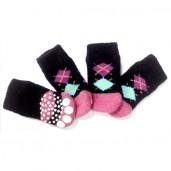 Ponožky pro psy Argyle