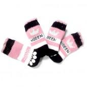 Ponožky pro psy Queen