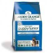 Arden Grange Puppy/Junior Large Breed 15kg