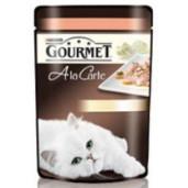 Gourmet A la Carte cat kaps.-s hovězím Primavera 85 g