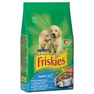 Krmivo Friskies dog dry Junior 15kg