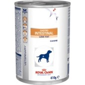 Royal canin VD Canine Gastro Intestinal Low Fat konzerva 410g