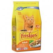 Friskies cat dry - kuřecí, játra 2kg