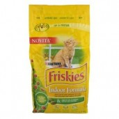 Friskies cat dry Indoor-kuře 1,5kg