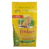 Friskies cat dry Indoor-kuře 1,5kg