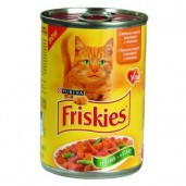 Friskies cat konz.-kuřecí 0,4kg