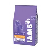 Iams Kitten & Junior 300g