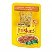 Friskies kaps. Junior-kuře 0,1kg