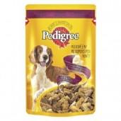 Pedigree kaps. Adult-hovězí,králík 0,1kg
