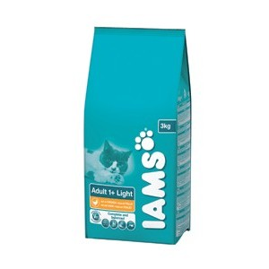 Krmivo Iams Adult Light Chicken 3kg