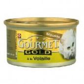 Gourmet konz.- kuře, játra 85g