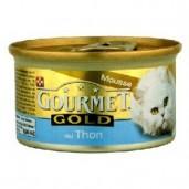 Gourmet konz.- tuňák 85g