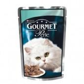 Gourmet kaps.- losos 85g