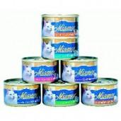 Miamor cat konz.- tuňák, zelenina 100g