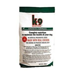Krmivo K-9 Growth Formula 20kg